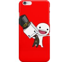 BBT iPhone Case/Skin