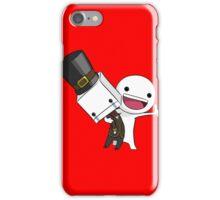 BBT iPhone Case/Skin
