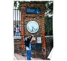Royal Observatory Poster