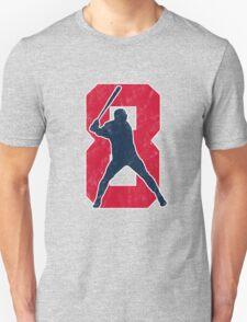 No. 8 Unisex T-Shirt