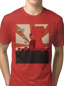 Attack of the toys! Tri-blend T-Shirt