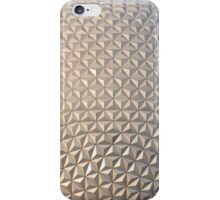 Epcot: Space Ship Earth iPhone Case/Skin