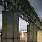 bridge series 6 by Bruce  Dickson