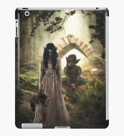 Are You My Daddy? iPad Case/Skin