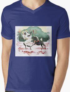Year of the Sheep Mens V-Neck T-Shirt