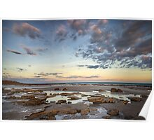 Broome at Sunset Poster