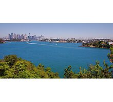 Manns Point Lookout Photographic Print