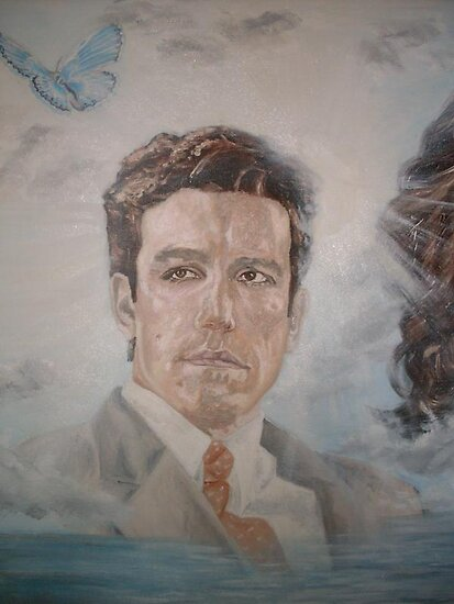 Ben Affleck by Gica