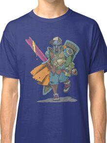 Dungeons & Dragons & MF DOOM Classic T-Shirt