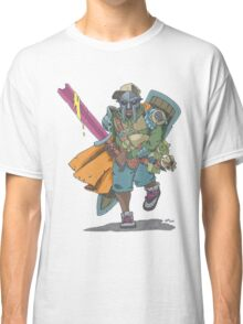 Dungeons & Dragons & MF DOOM Classic T-Shirt