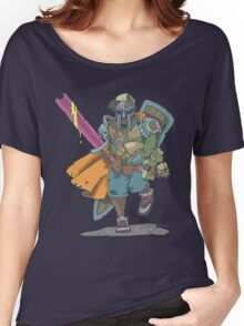 Dungeons & Dragons & MF DOOM Women's Relaxed Fit T-Shirt
