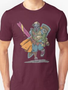 Dungeons & Dragons & MF DOOM Unisex T-Shirt