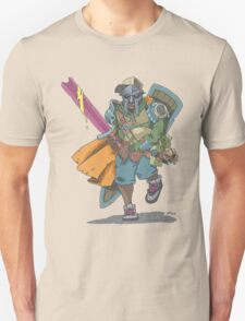 Dungeons & Dragons & MF DOOM Unisex T-Shirt