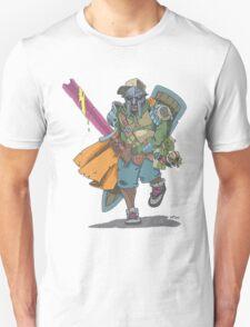 Dungeons & Dragons & MF DOOM T-Shirt