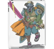Dungeons & Dragons & MF DOOM iPad Case/Skin
