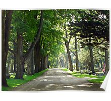 Cemetery Road Poster