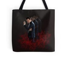 Moriarty: I Will Burn the Heart Out of You! Tote Bag