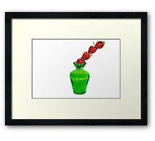 Berry Bright Framed Print