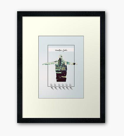 Goodbye, John Framed Print