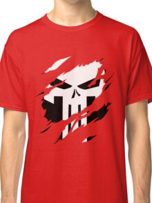 Secret Identity: The Punisher Classic T-Shirt