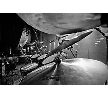Drumkit Photographic Print