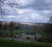 Colchester Castle park by Gica