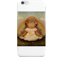 The Garden of Peace iPhone Case/Skin
