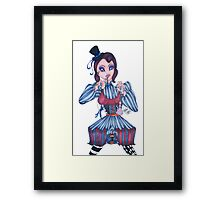 Ring Master (My Creations) Framed Print