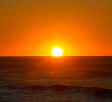 Blood sunrise by Jacqe Matelot
