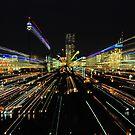 City night zoom by andreisky