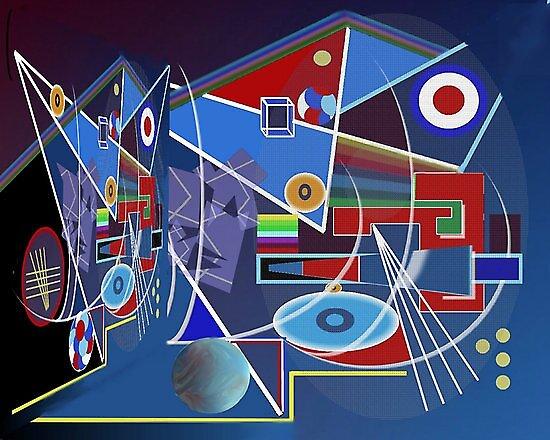The Genius of Virtual Artist Mufa....8 by tim norman