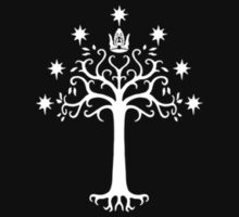White Tree of Gondor! by TJDraws