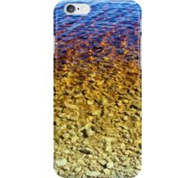 The Colors of Lake Pedder iPhone Case/Skin