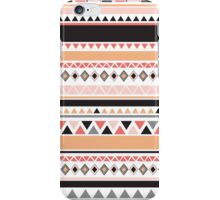 Indian Summer Geo iPhone Case/Skin