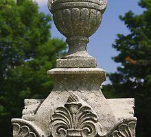 St. Joseph Catholic Cemetery - 7 by James Formo