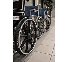 Your Chariot Awaits Photographic Print