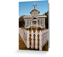 St. Peter's By the Sea Greeting Card