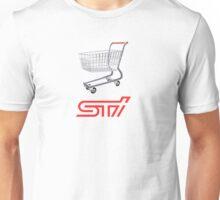 STI Shopping Cart Wing Unisex T-Shirt