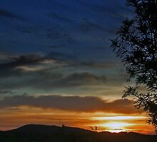 Alentejo sunset                   Cercal ( Meditation... ) by BaZZuKa