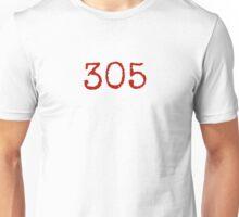 305 (Miami) Unisex T-Shirt