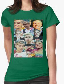 Pastel Kiki Womens Fitted T-Shirt
