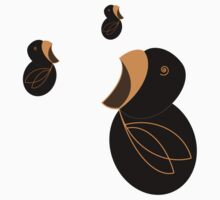 black birds by saturdaymorn