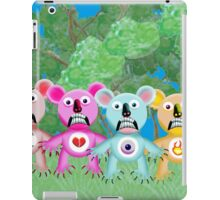 WICKED KOALAS iPad Case/Skin