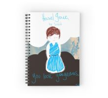 TFIOS: You Look Gorgeous Spiral Notebook