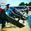 Outboard Outing by Nathan Jermyn