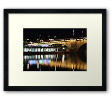 Havasu Nights Framed Print