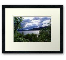 Lach Ness Framed Print