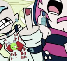 Panty and Stocking  Sticker