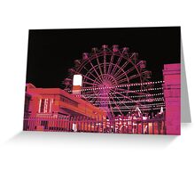 If diamonds are forever, I will buy you fairy lights! Greeting Card