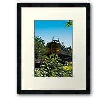 VIA Rail - 6135 Framed Print